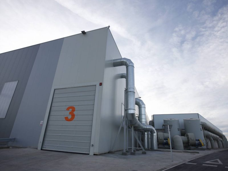 SFS Manises - Depuración Aire
